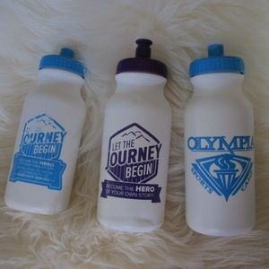 Other - Olympia sports camp water bottles